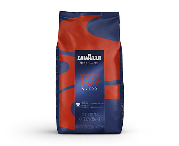 Top Class - Coffee Beans for Bars | Lavazza