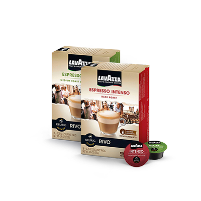 Lavazza Coffee: Capsules, Pods, Ground, Soluble and Whole Bean