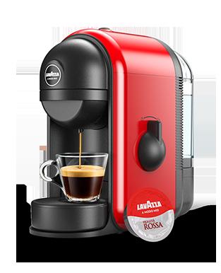 Minu Compact A Modo Mio Espresso Coffee Machine Lavazza - Lavazza-a-modo-mio-espresso-machine